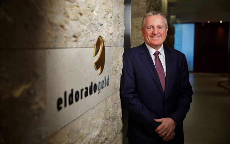 Πρόεδρος Eldorado Gold : Άλλα μας λένε και άλλα κάνουν | Newsit.gr