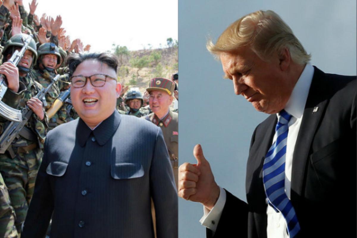 Νέες απειλές Τραμπ σε Κιμ Γιονγκ Ουν | Newsit.gr