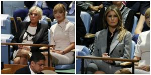 Μελάνια Τραμπ: Στιλιστικές «μονομαχίες» με Μπριζίτ Τρονιέ και Ιβάνκα! [pics]