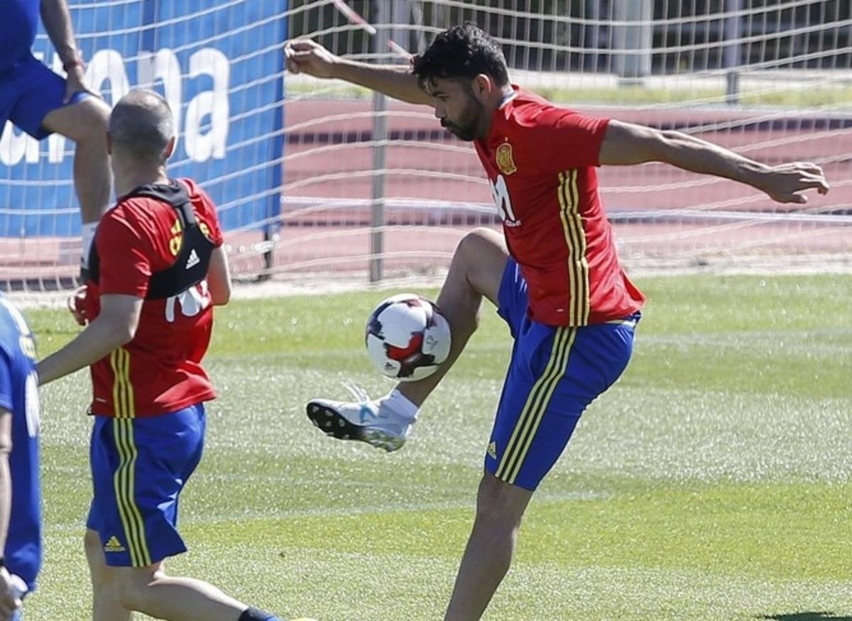 Επέστρεψε στην Ατλέτικο Μαδρίτης ο Ντιέγκο Κόστα! | Newsit.gr