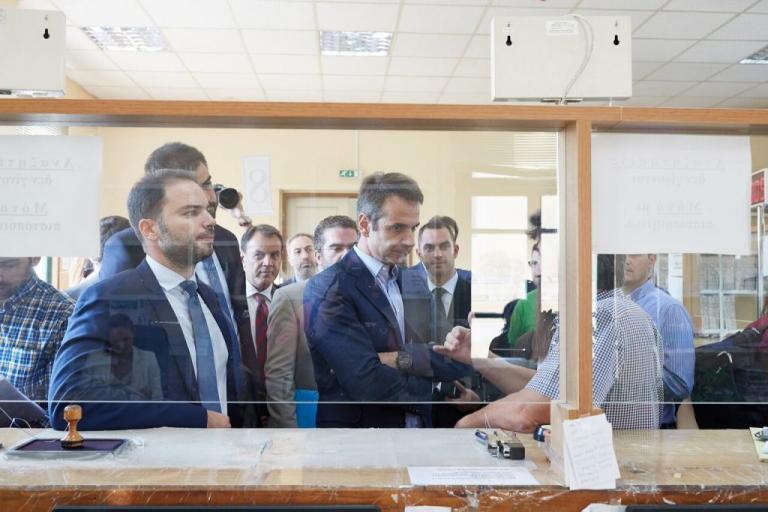 Στα δικαστήρια ο Κυριάκος Μητσοτάκης   Newsit.gr
