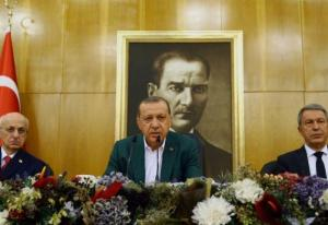 Φρουροί… γιοκ για τον Ερντογάν στις ΗΠΑ – Κινδύνευαν με σύλληψη!