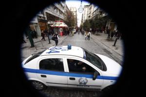 """Εμπόδια και """"οχυρωματικά"""" έργα στην Αθήνα! Τι συμβαίνει; – Φόβος επίθεσης;"""
