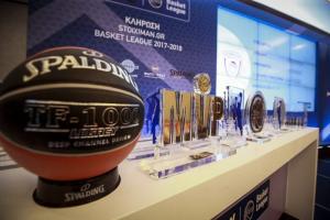 """Στην ΕΡΤ η τηλεοπτική """"στέγη"""" της Stoiximan.gr Basket League!"""