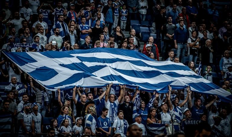 Ελλάδα – Φινλανδία και κλήρωση Stoiximan.gr Basket League στις αθλητικές μεταδόσεις [05/09] | Newsit.gr