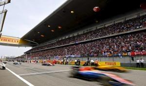 Formula 1: Ανανεώθηκε το GP στην Κίνα