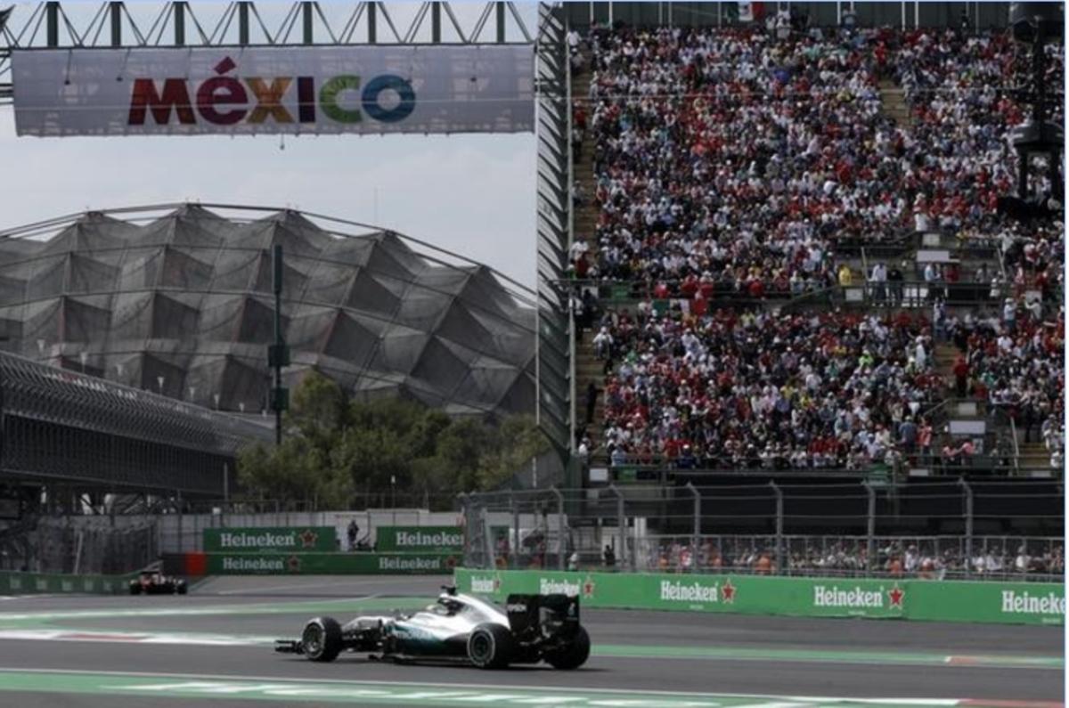 Κανονικά θα διεξαχθεί το GP του Μεξικού | Newsit.gr