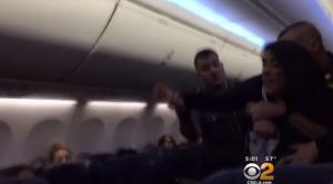 Η αλλεργία της στοίχισε την πτήση! Την πήραν σηκωτή από το αεροπλάνο [vid]