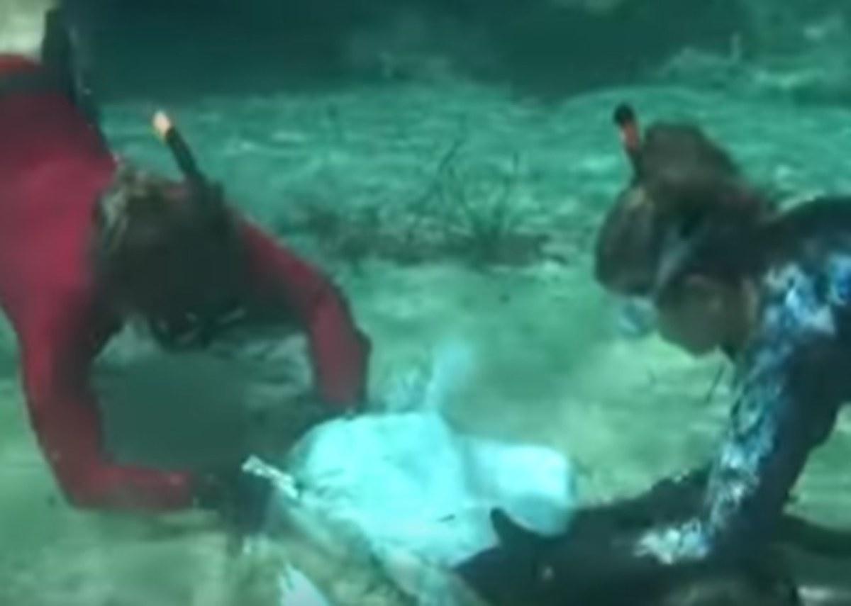 Μύκονος: Ο βυθός της διάσημης παραλίας έδειξε την ασυνειδησία λουόμενων και όχι μόνο [vid] | Newsit.gr