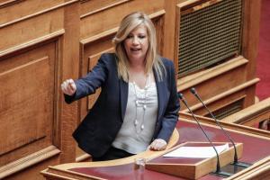 Εκλογές Κεντροαριστερά: «Ζητώ καθαρή εντολή» λέει η Φώφη Γεννηματά