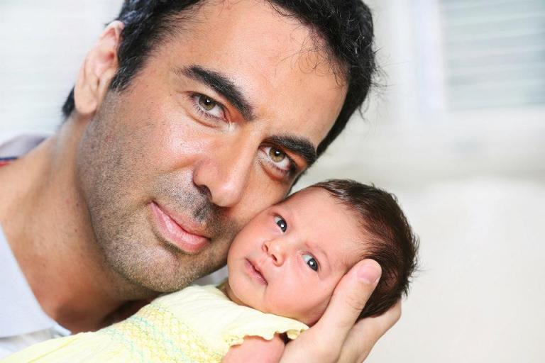Ραγίζει καρδιές ο Κώστας Γρίμπιλας – Το συγκινητικό μήνυμα τέσσερα χρόνια μετά το θάνατο της κόρης του | Newsit.gr