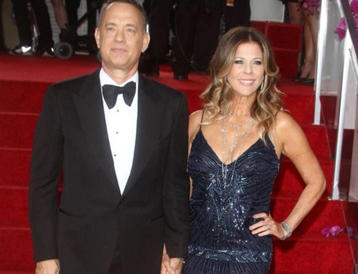 Tom Hanks: Ετοιμάζει για συνεργασία -έκπληξη με την σύζυγό του! | Newsit.gr