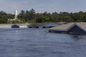 Κυκλώνας Χάρβεϊ: Έως και 30 δισ. το κόστος των ζημιών για τις ασφαλιστικές