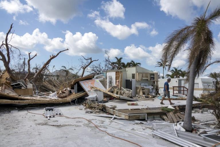 Κυκλώνας Ίρμα: 58 νεκροί στη Φλόριντα | Newsit.gr