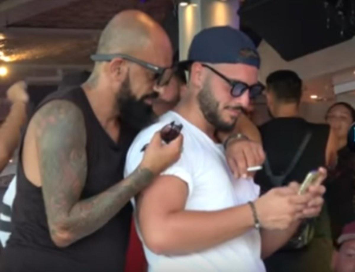 Μύκονος: Ήταν… τρελός ο Ιταλός – Έτσι «κούφανε» τις κούκλες πάνω στη μπάρα [pic, vid] | Newsit.gr