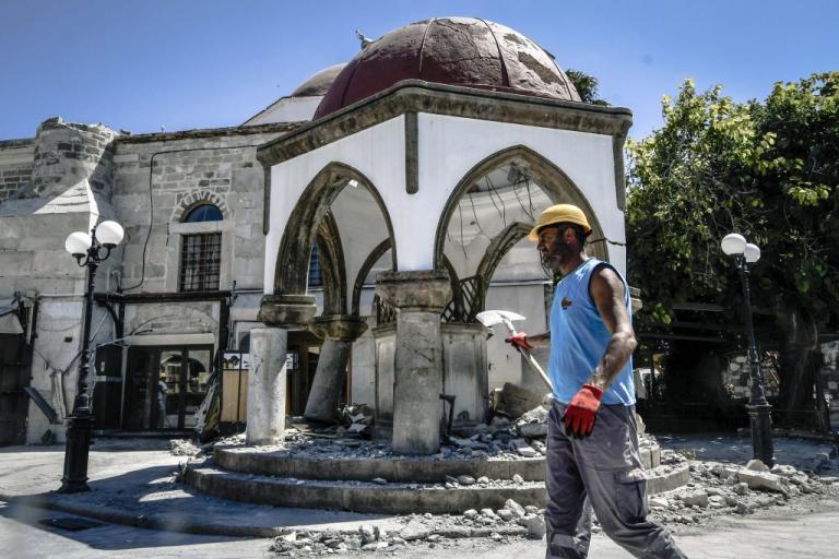 Κως: Σχεδόν 100 εκατομμύρια θα απαιτηθούν για την αποκατάσταση των ζημιών από το σεισμό | Newsit.gr