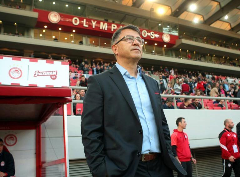 Ολυμπιακός: Επέστρεψε! Και πάλι Λεμονής στον «ερυθρόλευκο» πάγκο | Newsit.gr