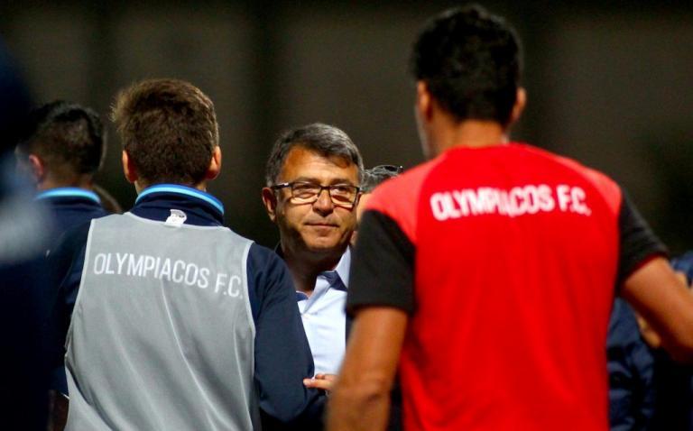 Ολυμπιακός: Η πρώτη ομιλία του Λεμονή στους παίκτες   Newsit.gr