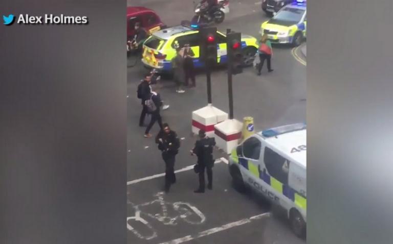 Έληξε ο συναγερμός στο Λονδίνο – Ύποπτο δέμα σήμανε τον συναγερμό | Newsit.gr