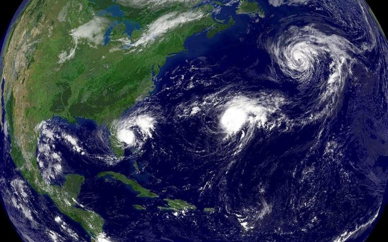 Ο κυκλώνας Μαρία πλήττει το Σεντ Κρουά και απειλεί το Πουέρτο Ρίκο | Newsit.gr
