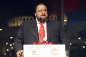 Μαρινάκης: Η ομιλία του στο Παγκόσμιο Συνέδριο του Χάρβαρντ! [vid]