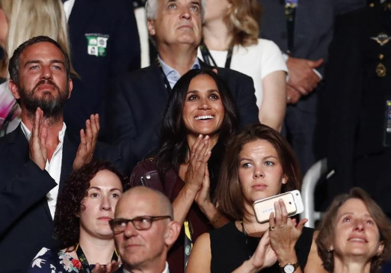 Meghan Markle: Έλιωνε για τον πρίγκιπα Χάρι! [pics] | Newsit.gr