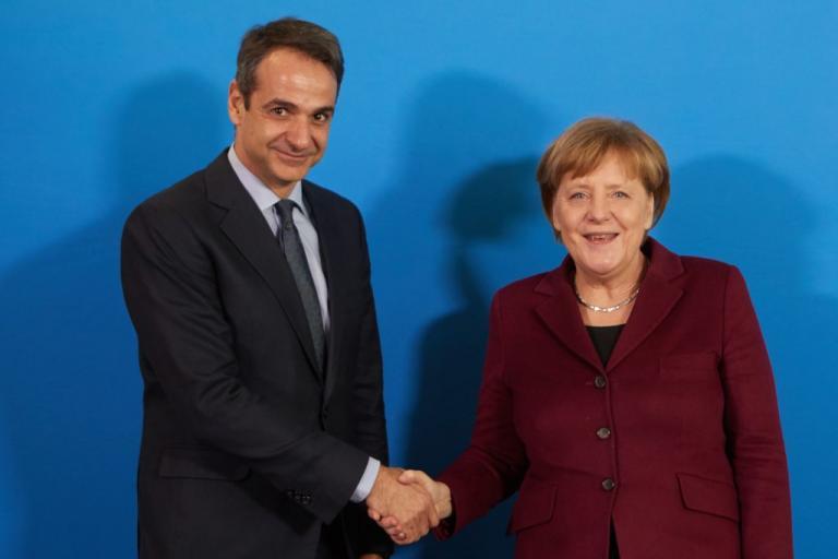 Γερμανικές εκλογές: Η επιστολή Μητσοτάκη στη Μέρκελ | Newsit.gr