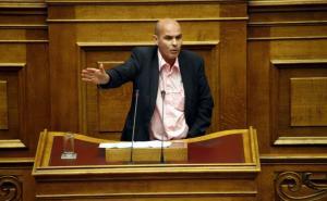Θύμα διάρρηξης ο Γιάννης Μιχελογιαννάκης