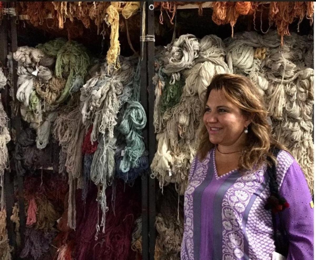 Περιπέτεια υγείας για την Δέσποινα Μοιραράκη! Γιατί μπήκε στο νοσοκομείο μετά το ταξίδι στην Ινδία; | Newsit.gr