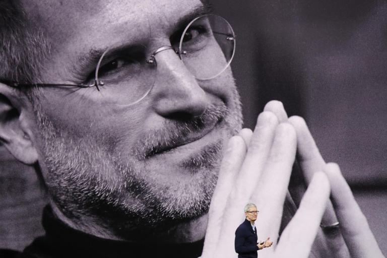 10 χρόνια iPhone: Το συγκινητικό αφιέρωμα στον Steve Jobs   Newsit.gr