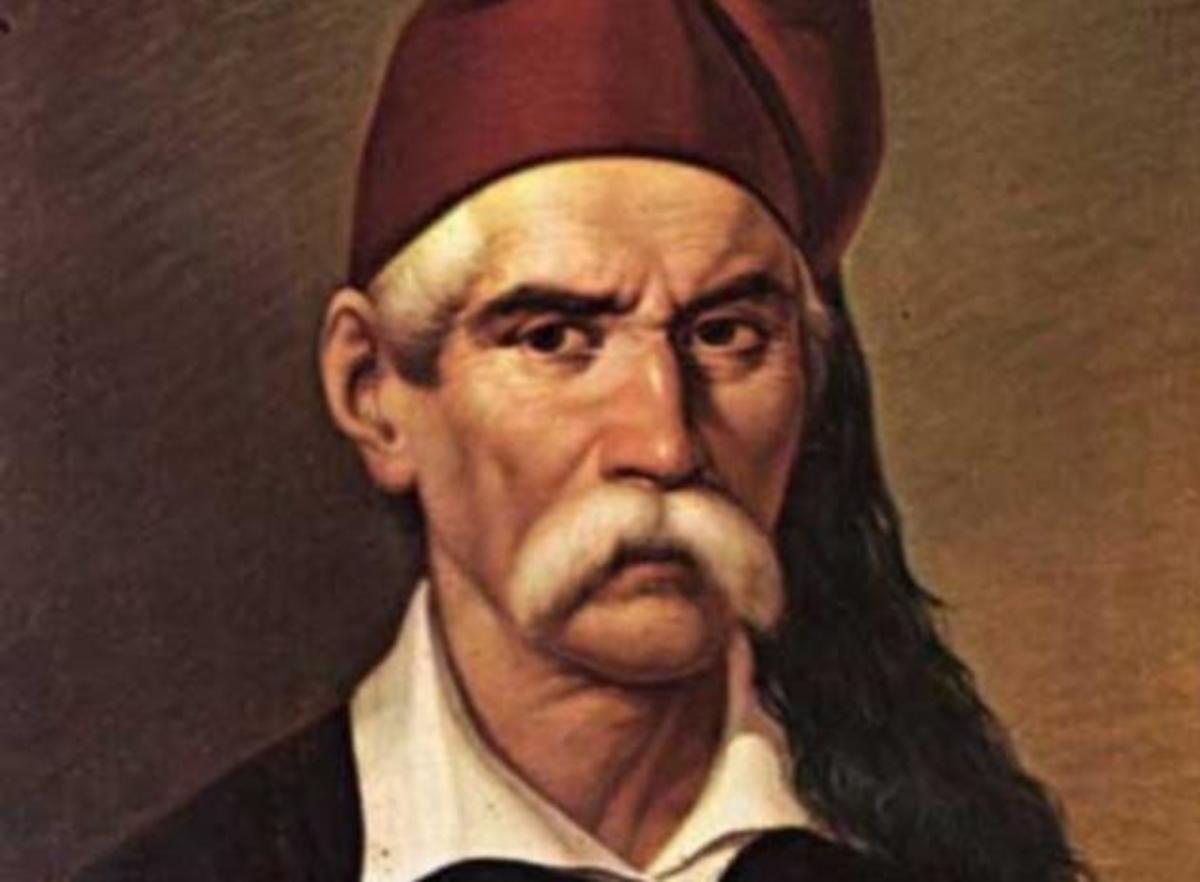 Νικηταράς ο Τουρκοφάγος:  Η ζωή και η δράση του Έλληνα ήρωα της Ελληνικής Επανάστασης   Newsit.gr