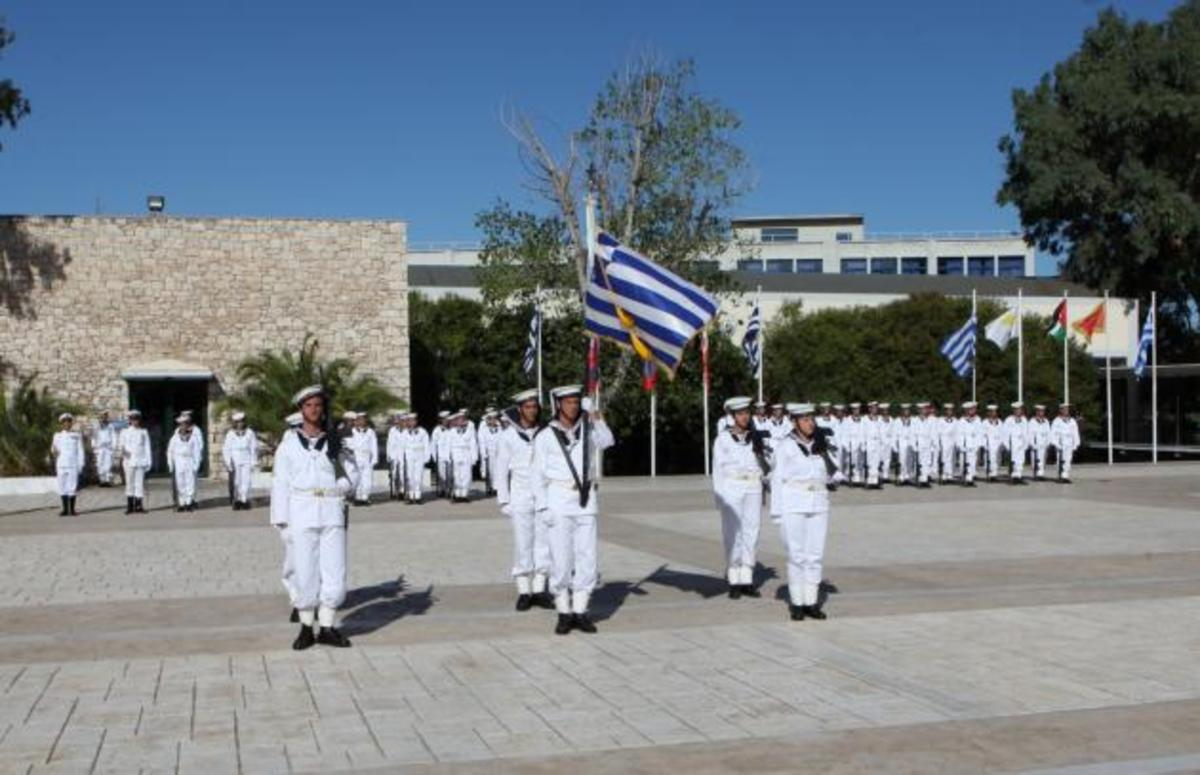 Σχολή Ναυτικών Δοκίμων: Εγκαίνια της Αίθουσας «Υποπλοίαρχος Α. Τουλίτσης ΠΝ» | Newsit.gr