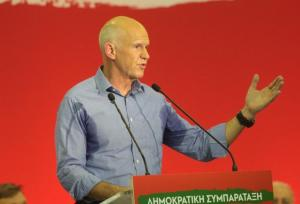 Παπανδρέου για ηγεσία της Κεντροαριστεράς: «Δεν θα είμαι υποψήφιος αλλά…»