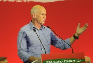 Γιώργος Παπανδρέου: Υποψήφιος αρχηγός της Κεντροαριστεράς ή απλός στρατιώτης;