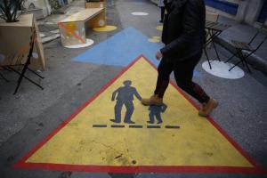 Δύο νέοι πεζόδρομοι στο κέντρο της Αθήνας [χάρτης]