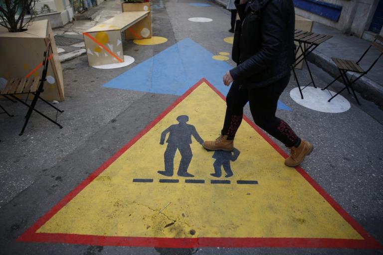 Δύο νέοι πεζόδρομοι στο κέντρο της Αθήνας [χάρτης] | Newsit.gr