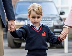 Ιερέας: Προσευχηθείτε να είναι γκέι ο Πρίγκιπας Τζορτζ!