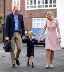 Ο πρίγκιπας Τζορτζ βαρέθηκε το σχολείο – Τον «έδωσε» ο Γουίλιαμ!