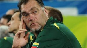 Αντιθετος με FIBA ο Σαμπόνις: «Οι απώλειες θα είναι… μαχαιριά»