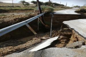 Η «ήττα» της Σαμοθράκης – Λάσπες παντού και τεράστιες καταστροφές από τη θεομηνία [pics]