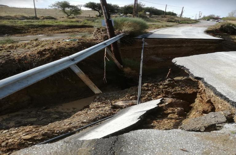 Η «ήττα» της Σαμοθράκης – Λάσπες παντού και τεράστιες καταστροφές από τη θεομηνία [pics] | Newsit.gr
