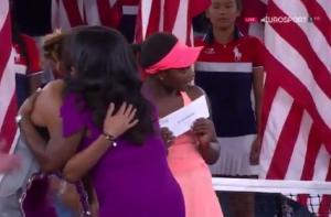 US Open – Στίβενς: Tο… σήκωσε και «τρελάθηκε» με το χρηματικό έπαθλο! [vid]