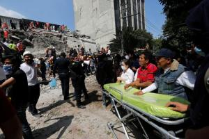 Σεισμός – Μεξικό: Σοκ σε σχολείο – Τουλάχιστον 30 νεκροί – Δεκάδες αγνοούνται [pics, vids]