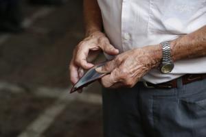 Συντάξεις: Στο δρόμο οι συνταξιούχοι ενάντια στις περικοπές