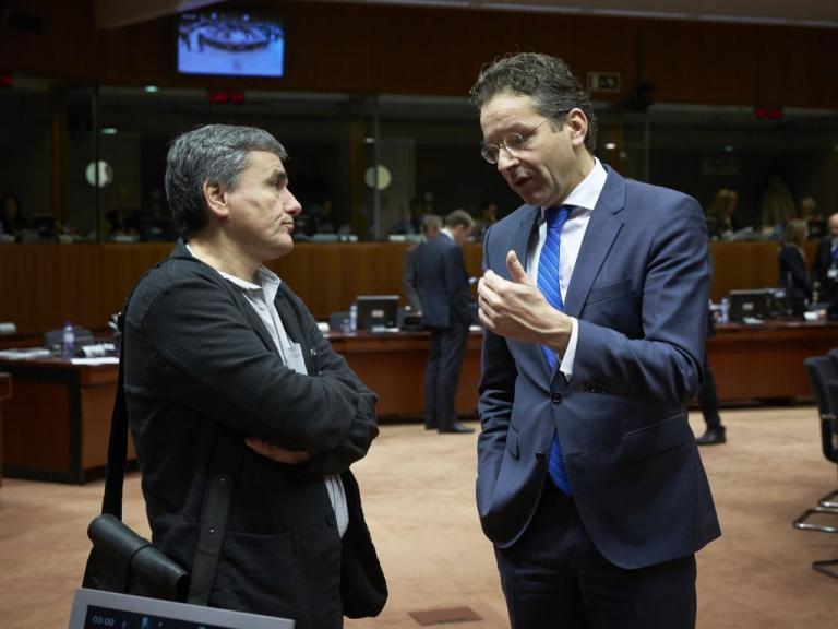 Τσακαλώτος: Συνάντηση με Ντάισελμπλουμ!   Newsit.gr