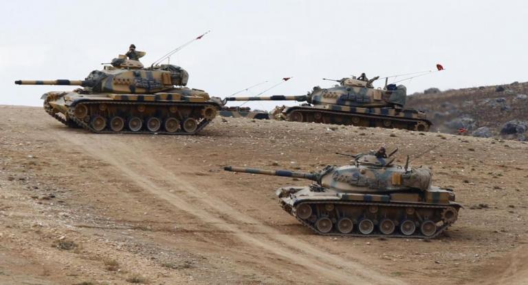 Συρία: Μεγάλη επιχείρηση στα σύνορα Συρίας – Τουρκίας κοντά σε κουρδικές περιοχές | Newsit.gr