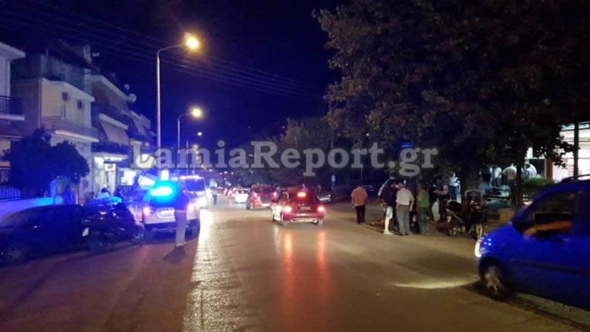 Λαμία: Τροχαίο με μία τραυματία | Newsit.gr