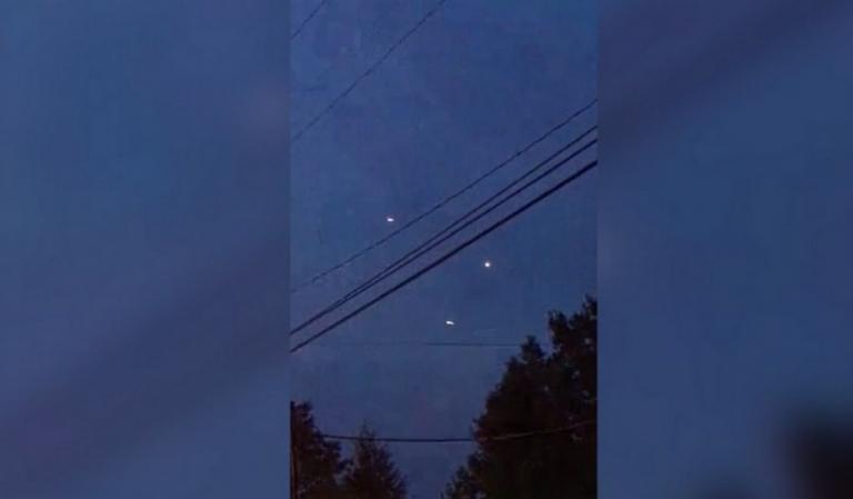 Αλώνιζαν «UFO» στον ουρανό – Πανικός στη Γιούτα [vid] | Newsit.gr