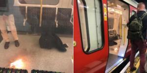 Πανικός στο Λονδίνο: Έκρηξη μέσα σε βαγόνι του Μετρό