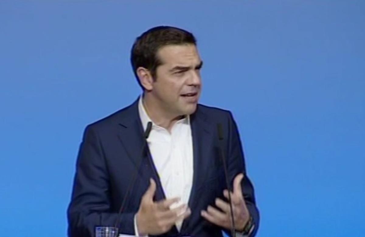 Live η ομιλία του Αλέξη Τσίπρα στην Κρήτη | Newsit.gr